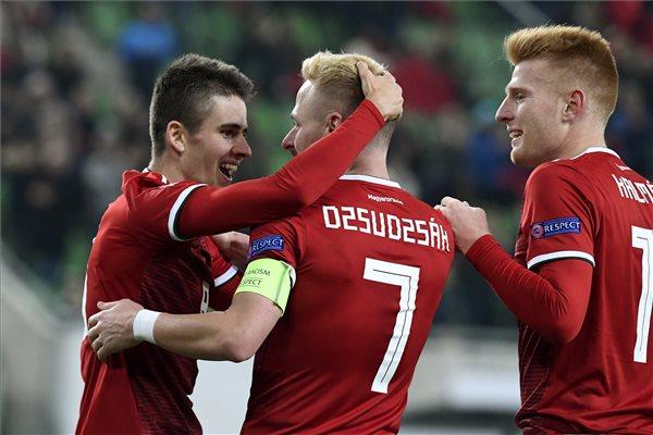 b6d07746d7 Legyőzte Finnországot és második lett csoportjában a magyar válogatott