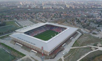 A stadion felülről / Fotó: Vidi