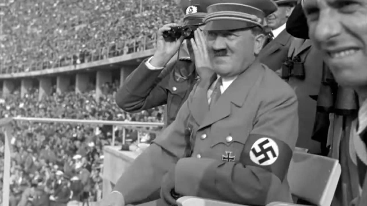 Hitler ideges / Forrás: Youtube.com