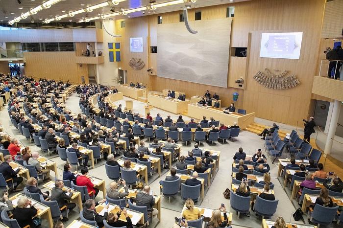 Egyeztetés Svédországban