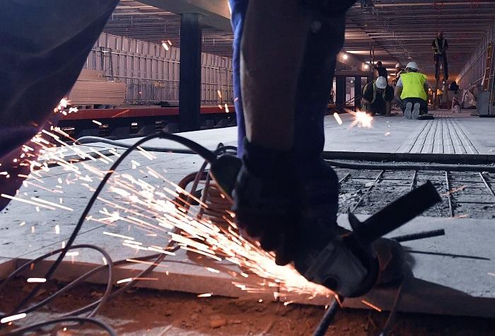 Halálos baleset történt a metró felújítás közben