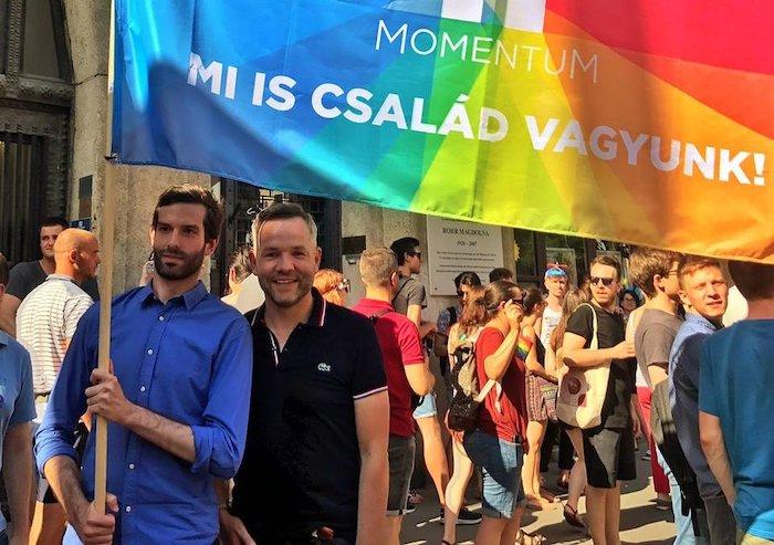 Olyan homopropagandát tol a Momentum, hogy az még a rajongóiknak is sok volt - PestiSrácok