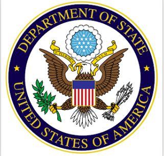 Az Amerikai Külügyminisztérium hivatalos logója
