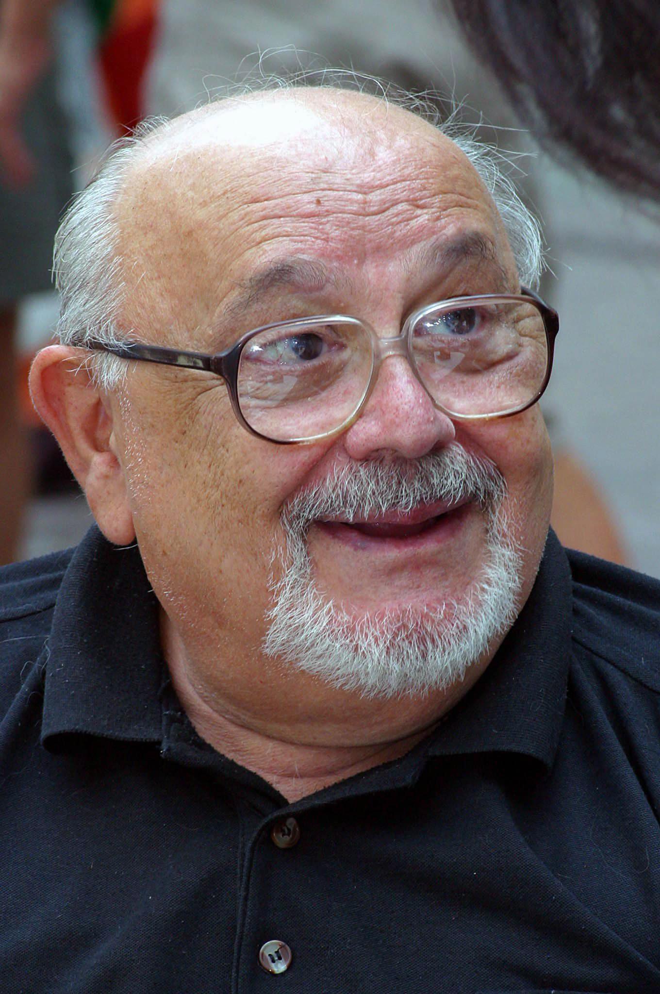 Egy vidám, kedves bácsi / Fotó: MTI