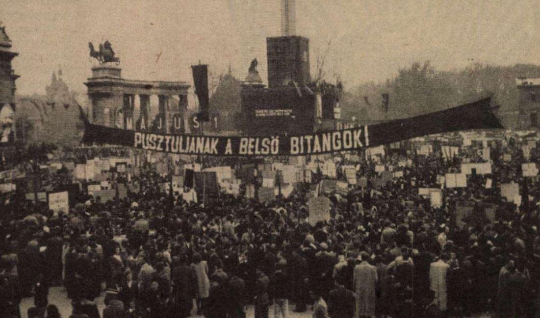 Kép a Magyar Ifjúság említett cikkében / Forrás: Arcanum.hu
