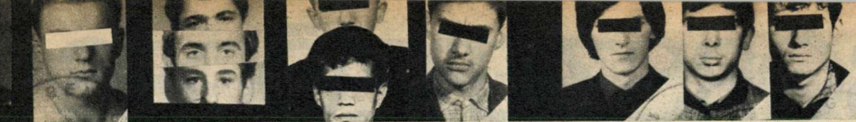 Veszélyes galeri - Illusztráció az Ifjúsági Magazinból (1969) / Forrás: Arcanum.hu