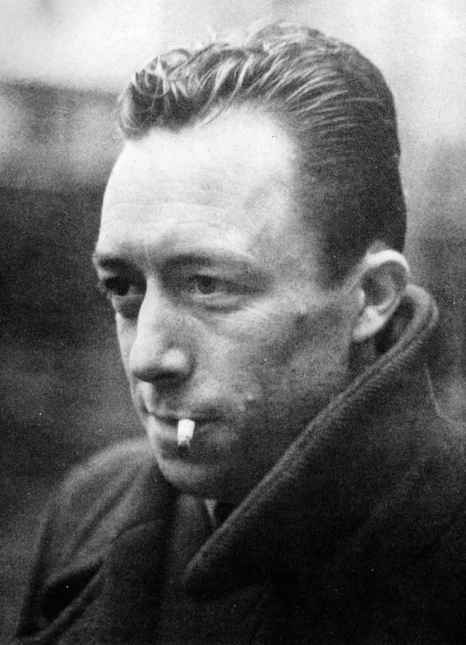 Albert Camus, Ötvenhat hőse / Fotó: MTI