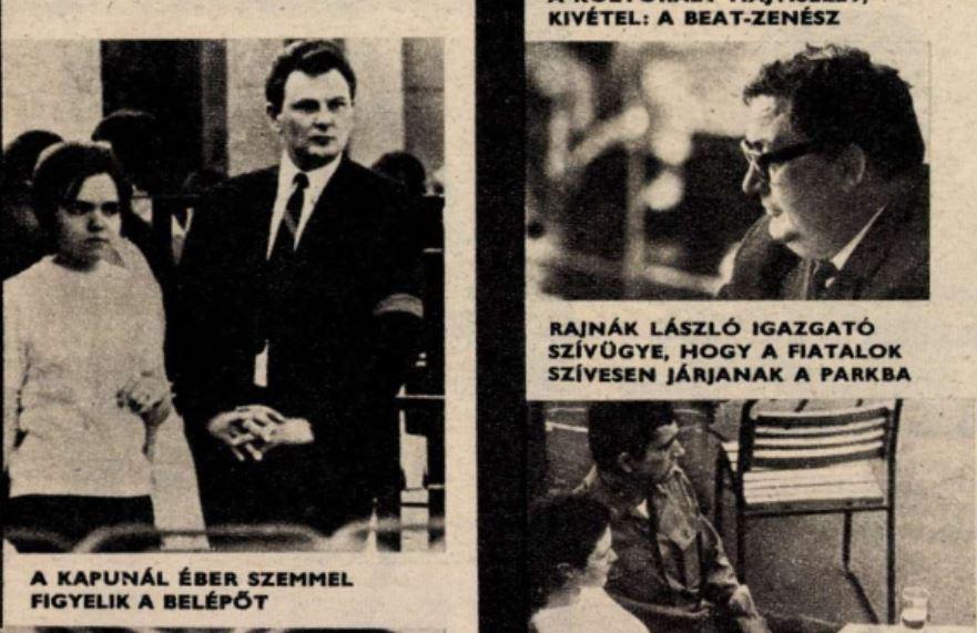 Rajnák és az ő szívügye - propagandacikk az Ifjúsági Magazinban / Forrás: Arcanum.hu