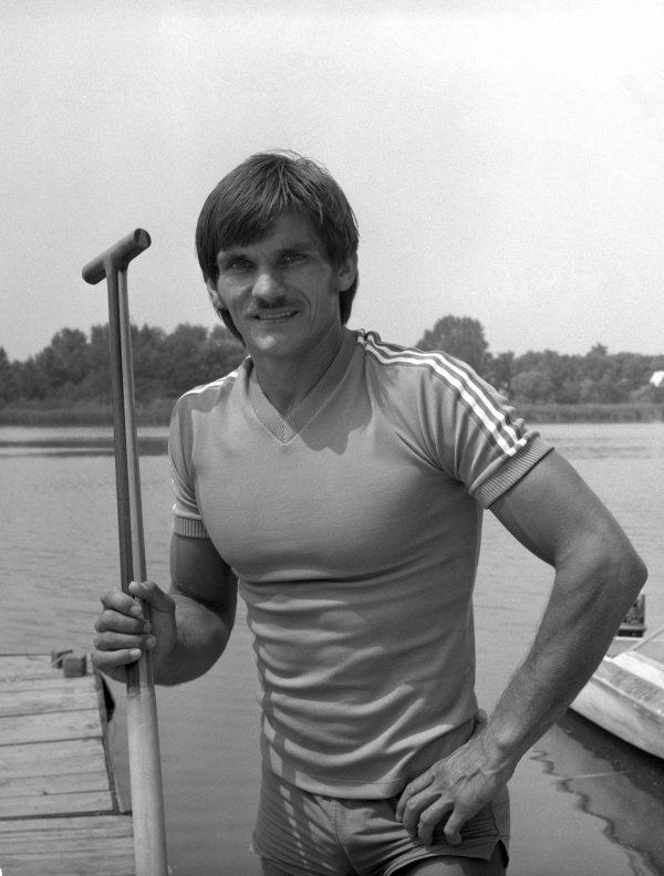 Wichmann Tamás, 1978 / Fotó: MTI