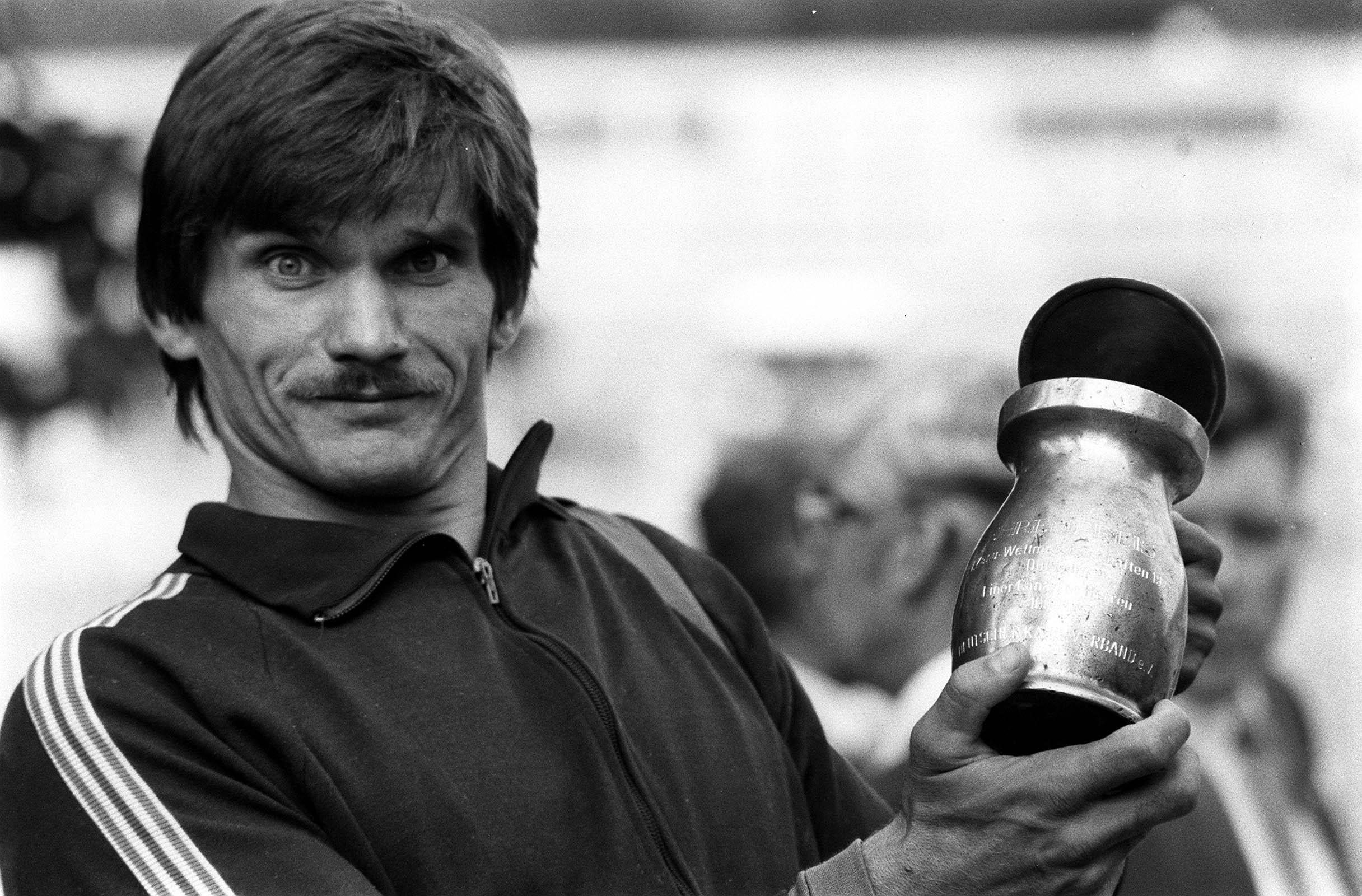 Duisburg, 1979. Legenda / Fotó: MTI