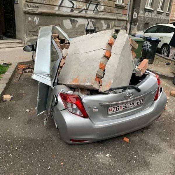 Földrengés Horvátországban - PestiSrácok