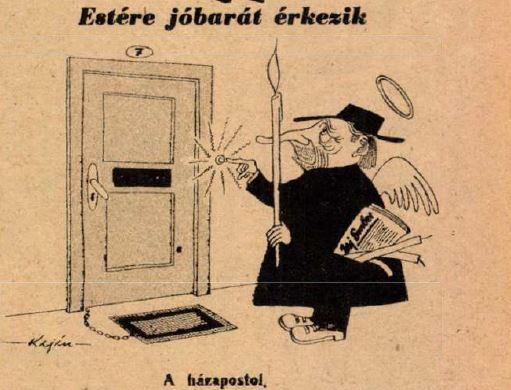 Ludas Matyi, 1949 / Forrás: Arcanum.hu