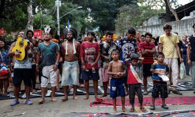 brazil őslakosok