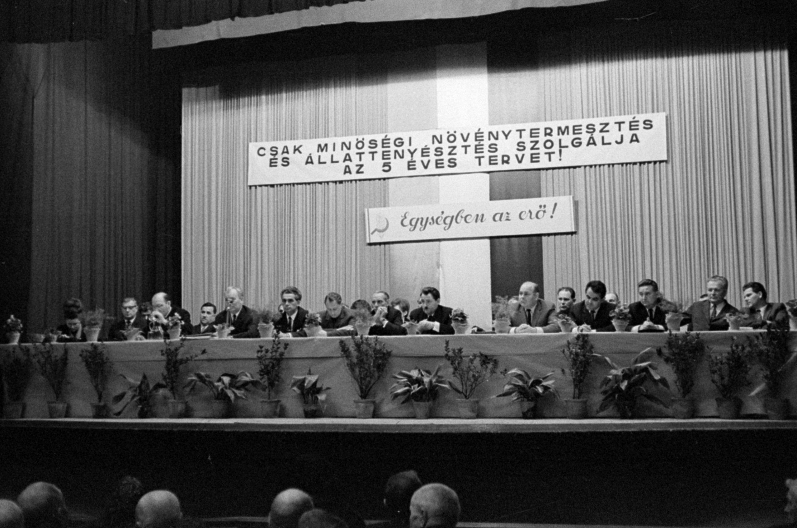 Terv mindig volt, 1969. Fotó: Fortepan.hu/ ADOMÁNYOZÓ: PÉTERFFY ISTVÁN