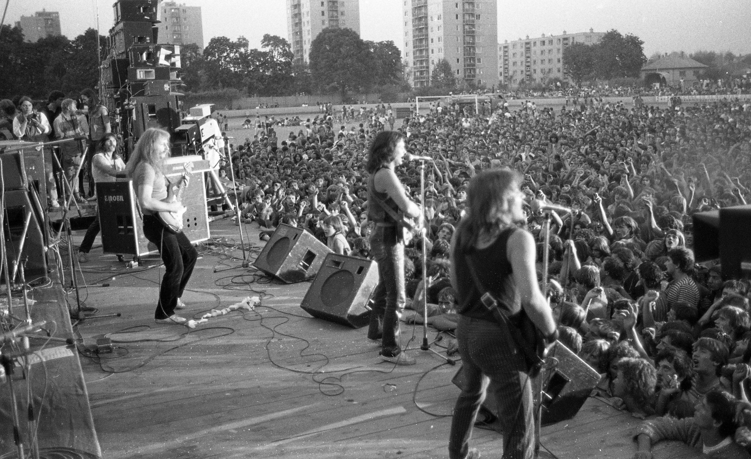 1983, P. Mobil / Fotó: Urbán Tamás (Fortepan.hu)