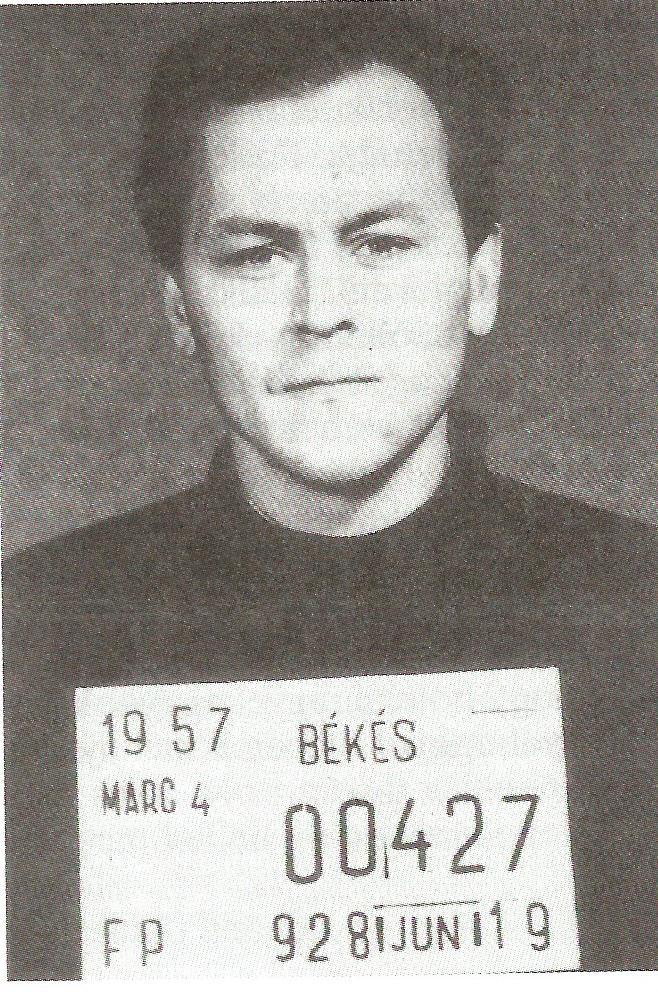 Fekete Pál letartóztatás / Kép tulajdonosa: Fekete Pál