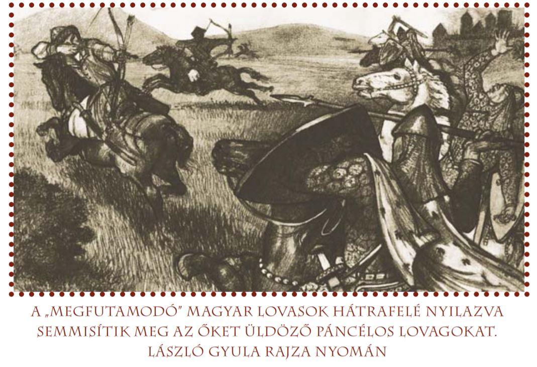 A 907-es pozsonyi csata / Forrás: Mek.oszk.hu