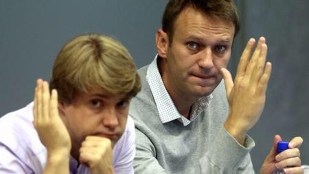 Asurkov és Navalnij fotója / Fotó: Mihail Metcel - ITAR-TASS