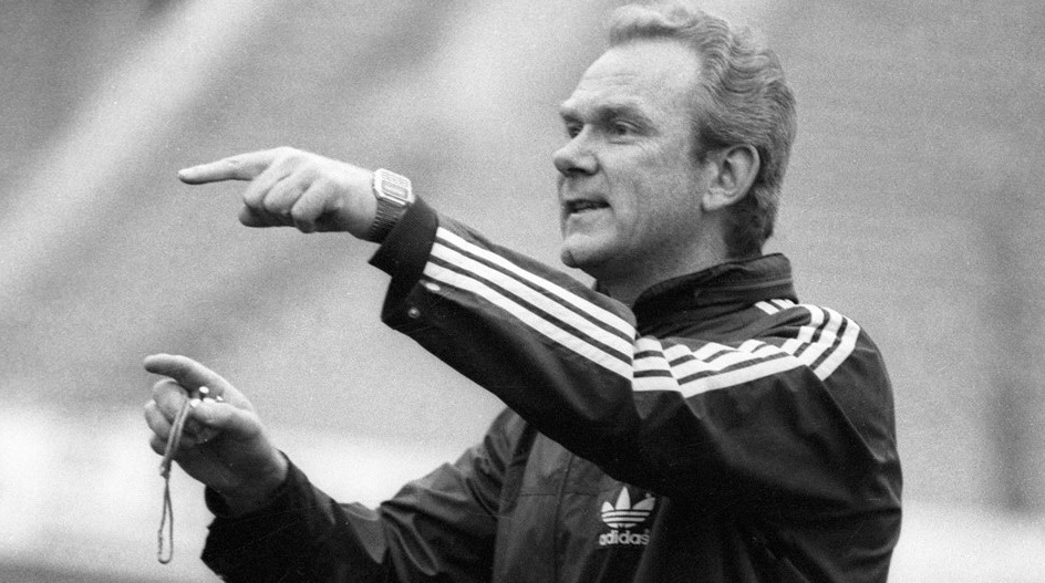 Lobanovszkij, az edzőfejedelem