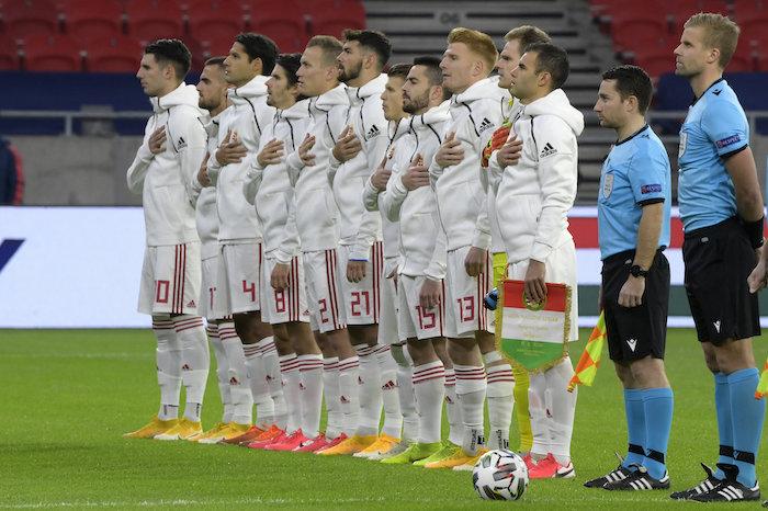 A magyar válogatott két csoportmeccsét is hazai környezetben vívhatja majd meg! <br /> Fotó: MTI/Koszticsák Szilárd