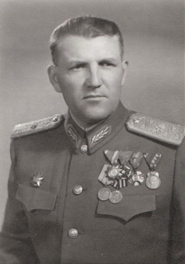 Uszta Gyula altábornagy, a pufajkások egykori parancsnoka Forrás: Kovács Attila: A bolsevik iszonyat 100 éve