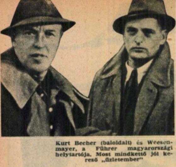 A színfalak előtt nem kedvelték. Leleplező kép a Lobogóban (1961) / Forrás: Arcanum.hu