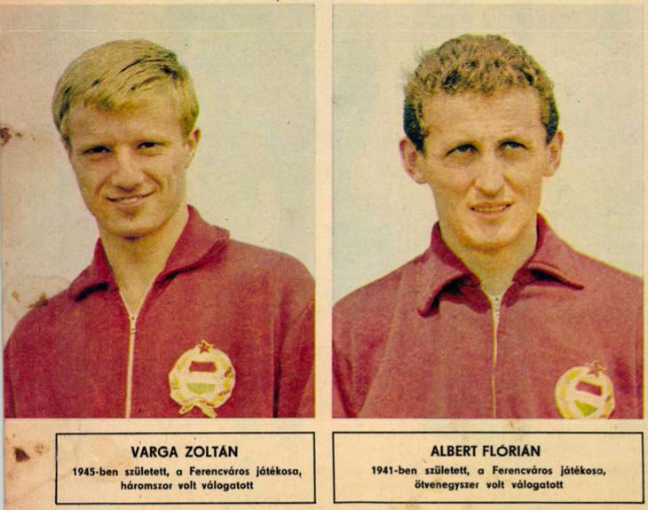 Varga és Albert / Forrás: Arcanum.hu