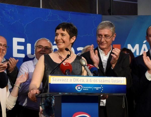 Gyurcsány Ferenc nem is rejti véka alá, hogy győzelmük esetén földönfutókká teszik a nemzeti oldalhoz tartozókat! Fotó: MTI