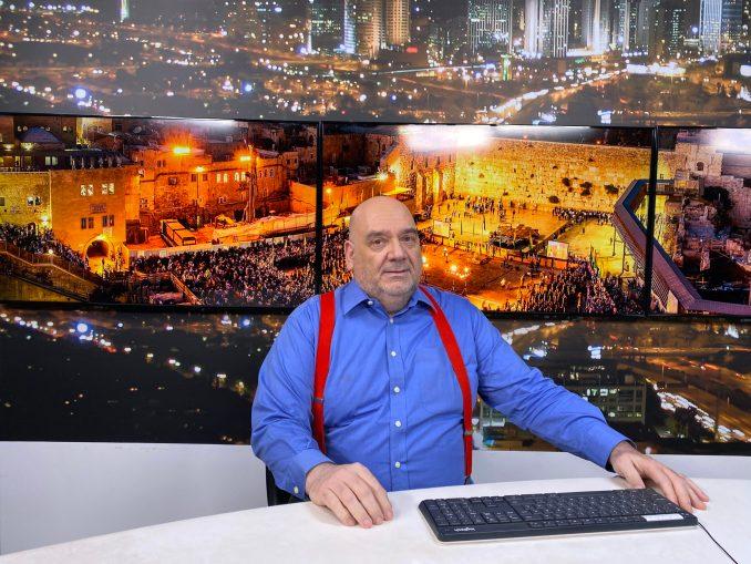 Európa egyetlen zsidó televízióját lakoltatná ki Niedermüller …