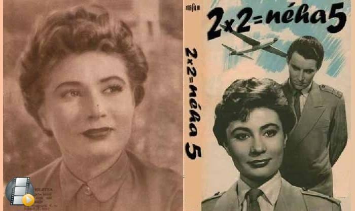Kétszer kettő néha öt plakátján Zenthe Ferenccel. forrás: Facebook.