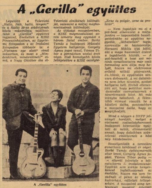 A cikk több vidéki lapban megjelent / Forrás: Kisalföld, arcanum.hu