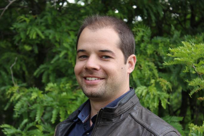 Märle Tamás történelemtanár, a videósorozat írója. Fotó: családi archívum