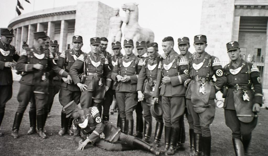 A kép illusztráció. Német csendőrök Berlinben / Fotó: Fortepan.hu, ad.: Hegedűs Judit