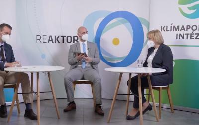 Steiner Attila állmtitkár és Schmuck Erzsébet vitája a kormány zöldpolitikájáról