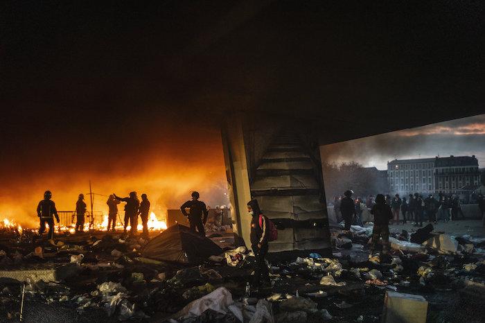 Az erőszak a mindennapok részévé vált Franciaországban