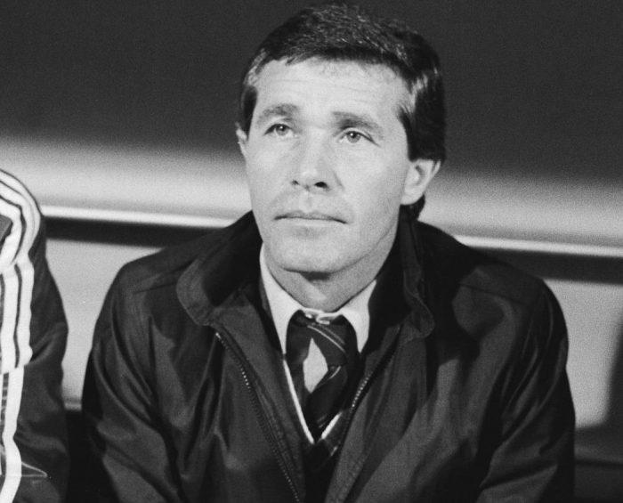 Mezey György 1983 nyarán lett a magyar válogatott szövetségi kapitánya. Fotó: Wikipedia