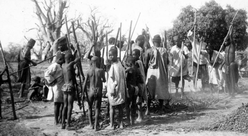 Afrika. A kép illusztráció / Fotó: Fortepan.hu, ad.: Balassa Péter