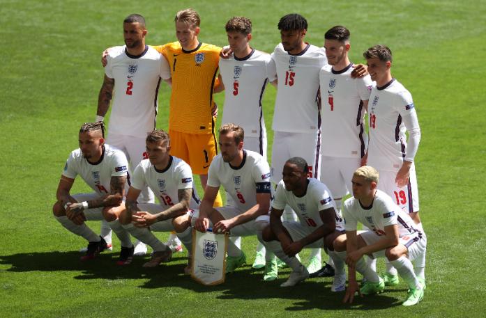 Az angol válogatott a világ közvetlen élvonalába tartozik. A mögöttünk hagyott Eb-n is a döntőbe jutott. Fotó: MTI