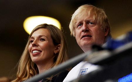 Újra apaság elé néz Boris Johnson