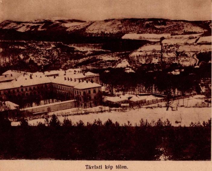 A Lipót télen, 1930, Képes Krónika / Forrás: Arcanum.hu