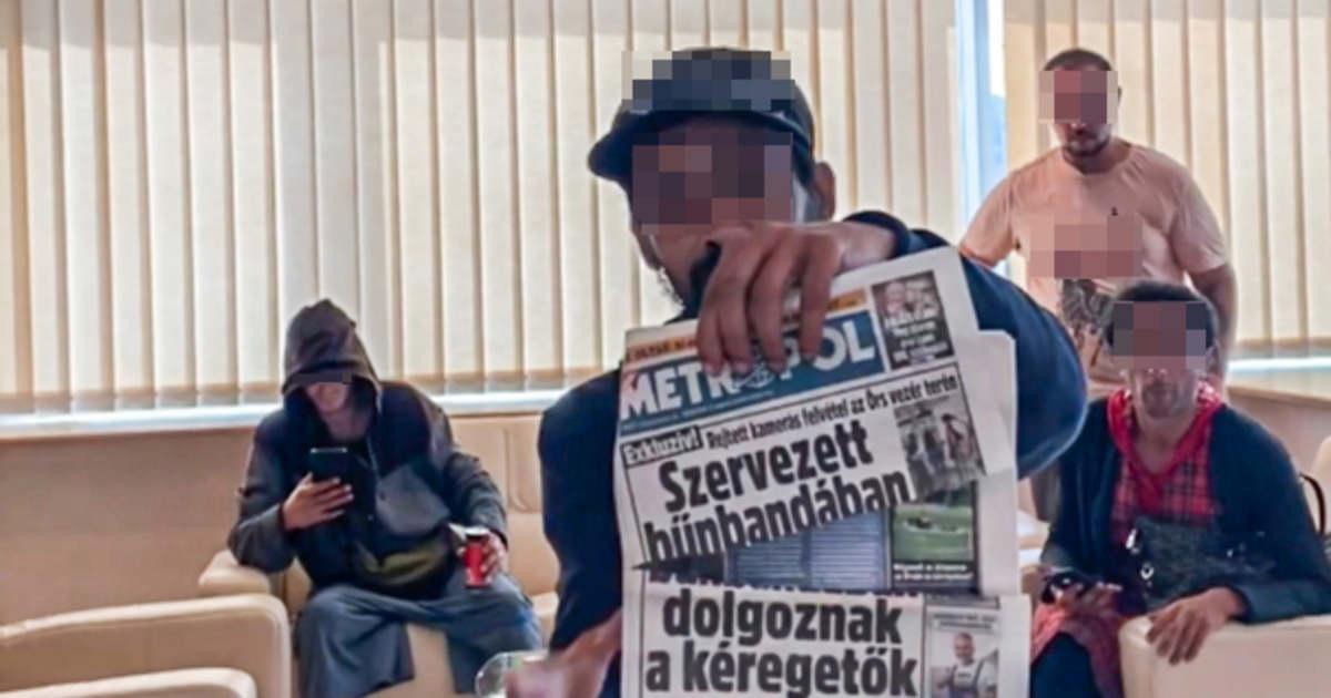 A Metropol szerkesztőségében fenyegette az újságírókat az Őrs vezér téri banda - PestiSrácok