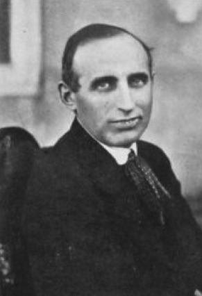Varga Jenő / Fotó: Wikipedia