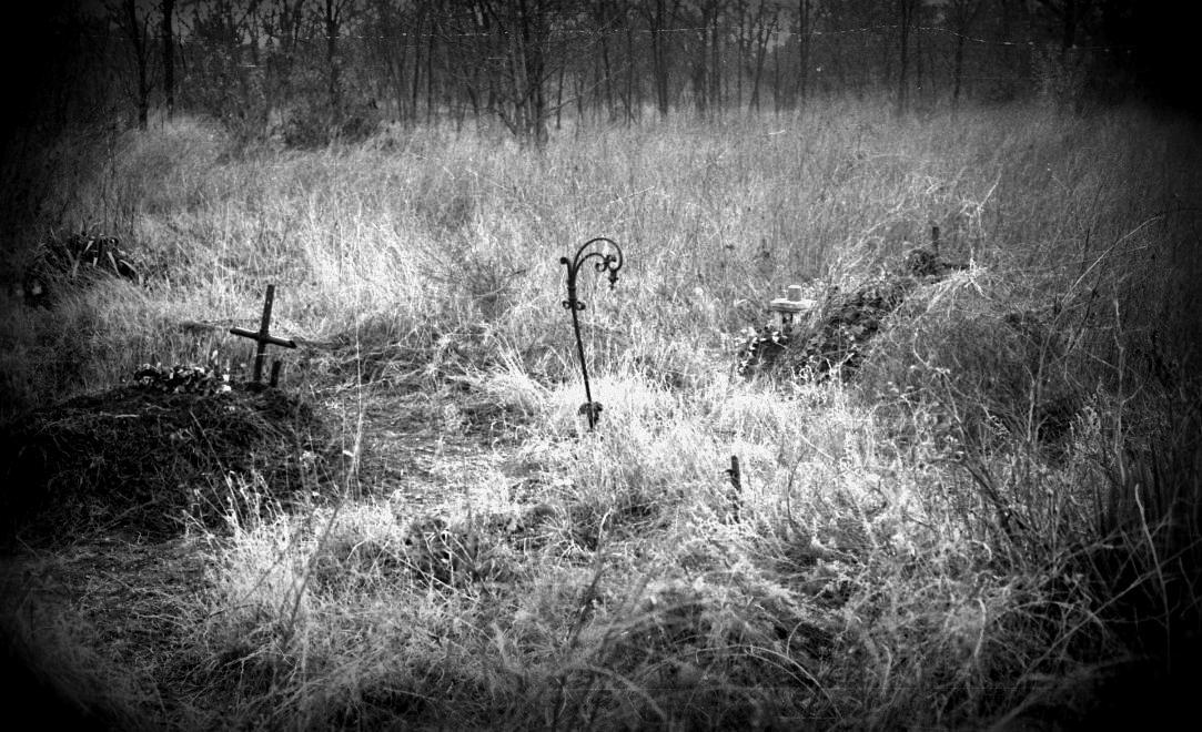 A 301-es parcella a rendszerváltás idején... / Fotó: Fortepan.hu